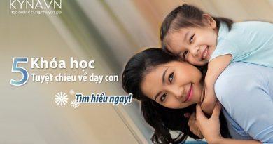 Bộ 5 khóa học nuôi dạy con của Ths. Trần Thị Ái Liên