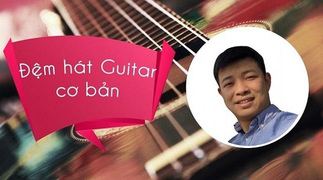 Học đệm hát guitar cùng Haketu