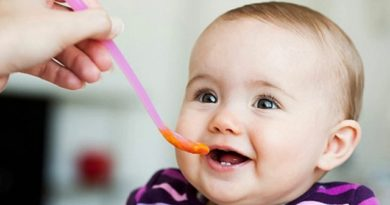 Ăn dặm cho trẻ 6 - 12 tháng