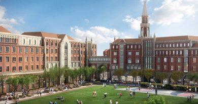 Đường vào Đại học Mỹ