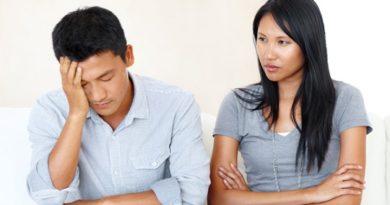 Đối diện với những lỗi lầm của chồng