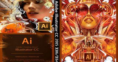 Adobe Illustrator CC2017 toàn tập