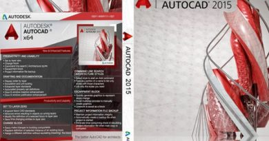 AutoDesk AutoCAD 2015 - dựng 2D Phần 2