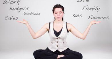 Bí quyết cân bằng giữa công việc và gia đình