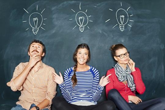 Bứt phá công việc với tư duy sáng tạo