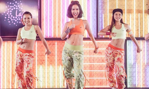 Cùng Lazum3 giảm cân hiệu quả trên nền nhạc dance – Level 2