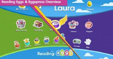 Cùng con học tiếng Anh với ReadingEggs