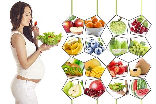 Chế độ dinh dưỡng dành cho bà bầu