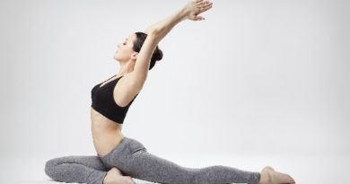Giảm eo thần kỳ với 12 bài tập Yoga