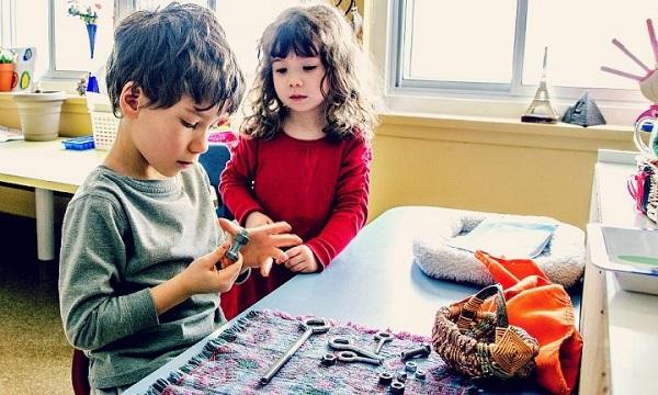 Giới thiệu phương pháp Montessori và ứng dụng vào Việt Nam