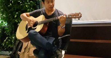 Guitar fingerstyle cơ bản cho người chưa biết gì cùng Hà Kế Tú