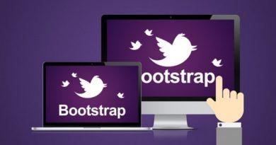 Học tất cả về Bootstrap 4 thông qua việc làm 5 project web - Cơ bản