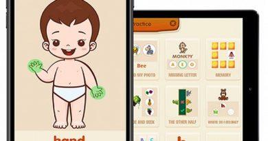 Kids Up - Ứng dụng phát triển trí thông minh cho trẻ
