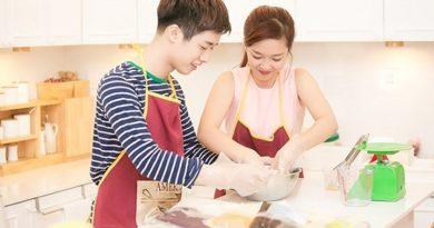 Kitchen Art Cooking show - Baking class