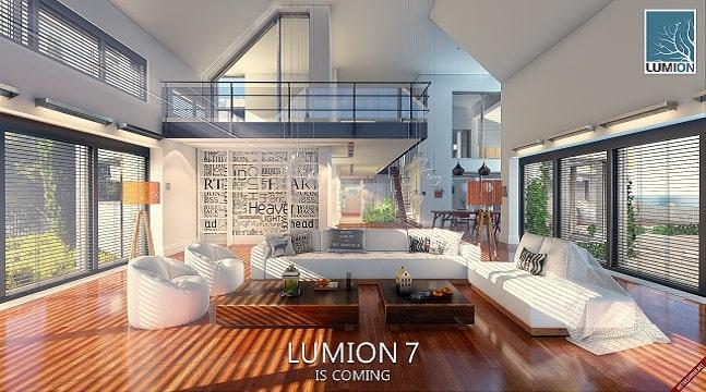 Làm phim kiến trúc bằng Lumion 3D