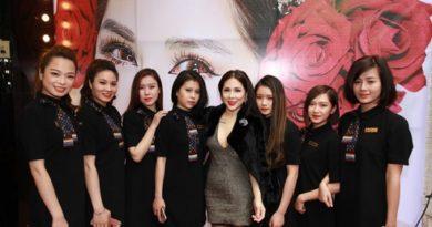 Make up theo phong cách cùng Tina Lê