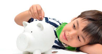 Nuôi dưỡng ý thức tài chính cho trẻ