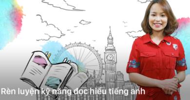 Rèn luyện kỹ năng đọc hiểu tiếng Anh