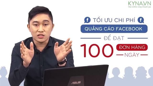 Tối ưu chi phí quảng cáo Facebook để đạt 50-100 đơn hàng / ngày