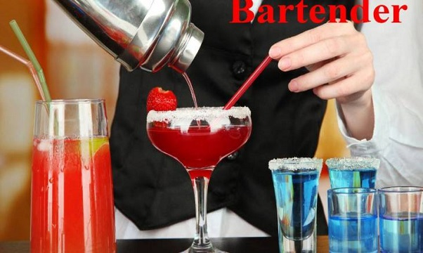 Trở thành bartender chuyên nghiệp trong 03 giờ
