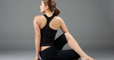 Yoga trị liệu thoát vị đĩa đệm vùng đáy thắt lưng