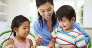 Tuyệt chiêu dạy con từ gốc rễ