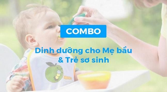 Combo-khóa-học-Dinh-dưỡng-cho-mẹ-bầu-và-trẻ-sơ-sinh