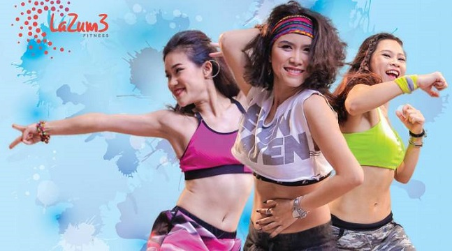 Combo khóa học Lazumba Dance - Giải pháp giảm cân hiệu quả ngay tại nhà