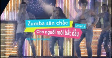 Cùng Lazum3 giảm cân hiệu quả trên nền nhạc Dance - Level 2