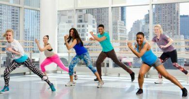 Cùng Lazumba giảm cân hiệu quả trên nền nhạc Dance - Level 1