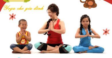 Combo khóa học Yoga cho gia đình