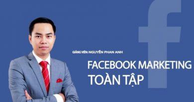Facebook Marketing toàn tập - từ cơ bản đến chuyên sâu
