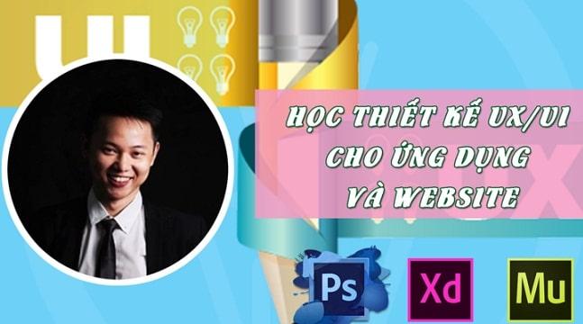 Học thiết kế ux-ui cho ứng dụng và Website bằng Adobe Photoshop, Muse và xd cc 2017