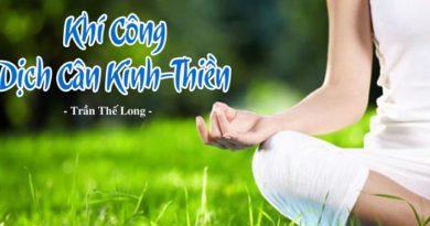 Khí Công Dịch Cân Kinh - Thiền