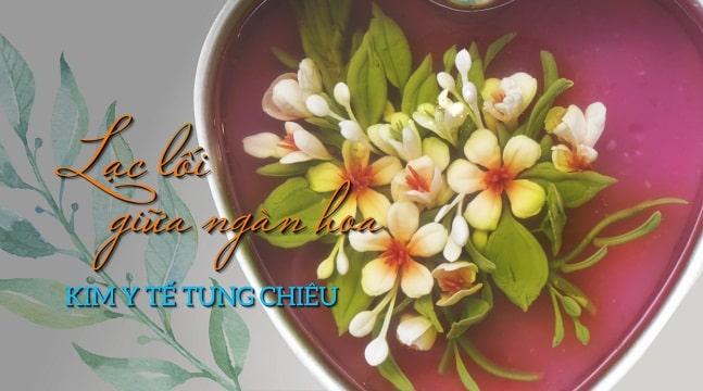 Lạc lối giữa ngàn hoa - Kim y tế tung chiêu