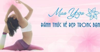 Múa yoga - Đánh thức vẻ đẹp trong bạn