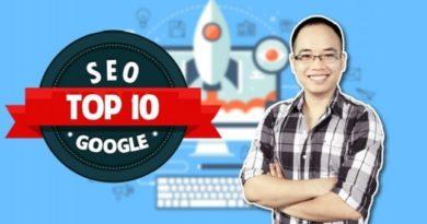 SEO Website lên Top 10 Google