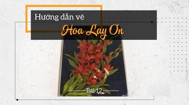 Thạch rau câu 3D Vẽ hoa Lay Ơn rực rỡ, trọn vị cùng cốt ca cao đen, cùi dừa, caramen