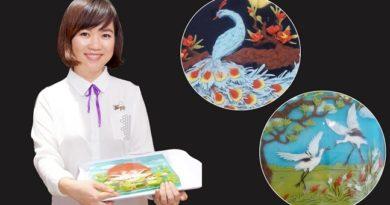 Thạch rau câu 3D nâng cao: Tạo hình Khổng Tước rước cao sang