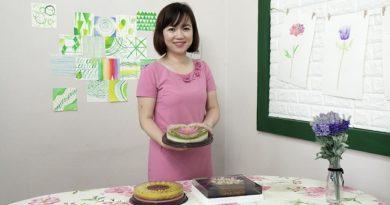 Thạch rau câu 3D nâng cao: Tạo hình Tùng - Hạc gọi phú quý về