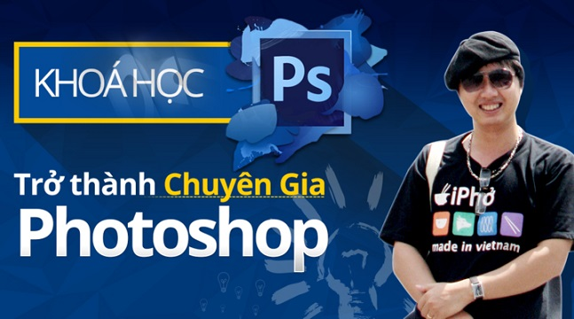 Trở thành chuyên gia photoshop TRONG 6 NGÀY
