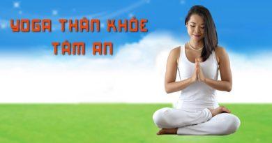 Yoga cho Thân Khỏe, Tâm An