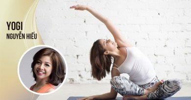 Yoga khí công chữa bệnh khớp và cột sống - phục hồi sức khỏe