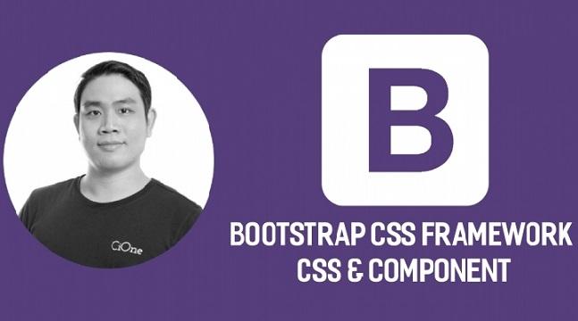 Bootstrap CSS Framework - CSS & Component