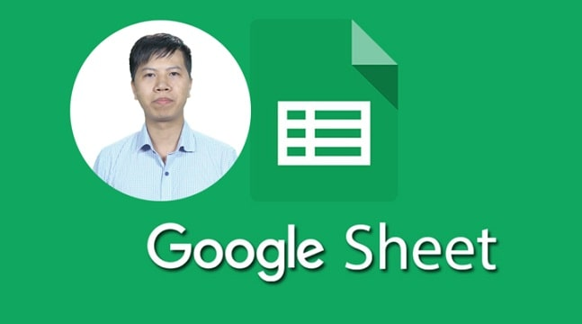 Thành thạo với Google Spreadsheets