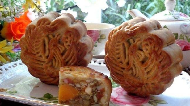 Tự tay làm Bánh Trung Thu - Nghề chơi lắm công phu