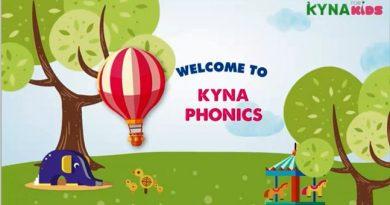 Tiếng Anh cho trẻ cùng Kyna Phonics