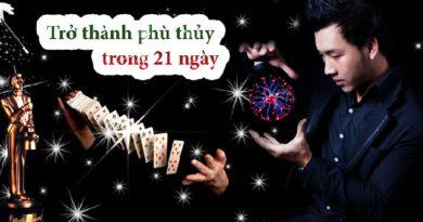 Trở thành ảo thuật gia chỉ trong 21 ngày