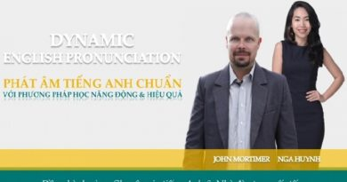 Dynamic English Pronunciation