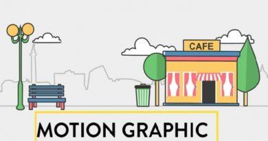 Motion graphics advanced